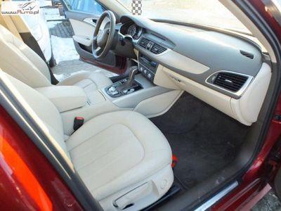 gebraucht Audi A6 A6 2dm3 252KM 2017r. 32 891km2.0 TFSI S tronic 252 KM FV 23%, Gwarancja!!