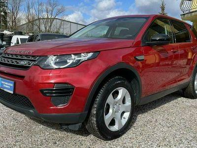 używany Land Rover Discovery Sport Navi,Kamera,Serwis ASO,Gwarancja