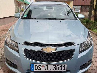 używany Chevrolet Cruze 1.8 Benzyna Bardzo niski Oryginalny przebieg
