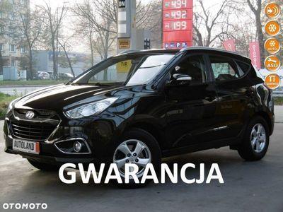 używany Hyundai ix35 1.6dm 135KM 2013r. 117 000km