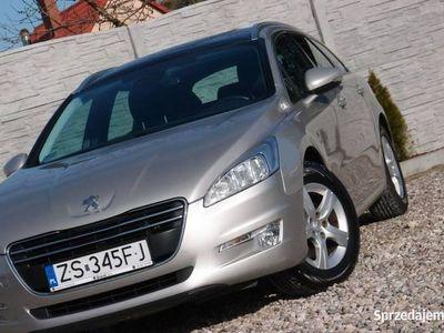 używany Peugeot 508 SW 2dm 163KM 2011r. 229 000km