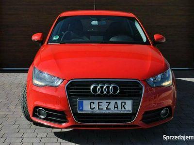 używany Audi A1 I (8X) 1.4 benzyna z Niemiec super wersja nawigacja serwis w ASO