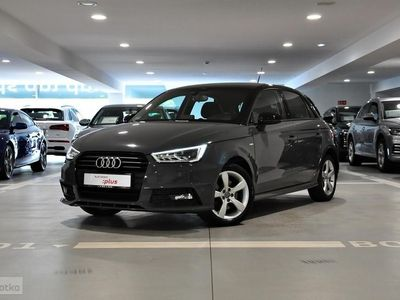 używany Audi A1 I (8X) 1.4TFSI 125KM, S Tronic, S Line, Krajowy, I wł., Gliwice