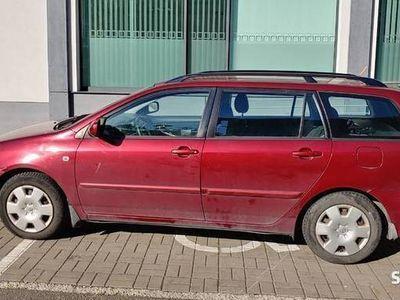 używany Toyota Corolla 2.0 D4D bogata wersja SOL
