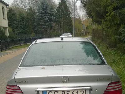 używany Honda Accord VI 2001 Benzyna+Lpg