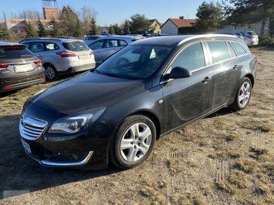 używany Opel Insignia SALON PL/BEZWYP/O.LAK/163KM/K.SERWIS/KLIMATR/IDEAŁ