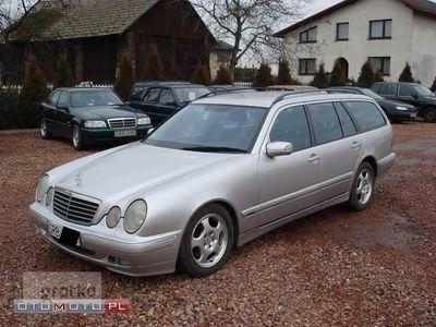 używany Mercedes 320 Klasa E W210avangarde