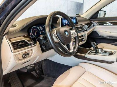 używany BMW 730 730 d xDrive | Driving Assistant Plus System nawigacji Professional | G12 (2015-...)