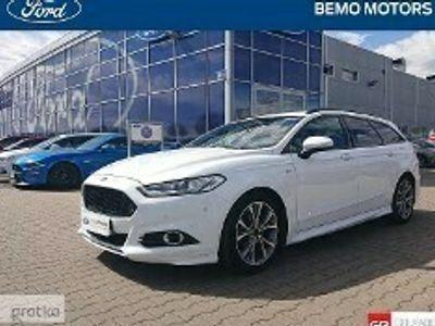 używany Ford Mondeo VIII 2.0 TDCi 180 KM ST-Line Salon Polska, Serwis ASO