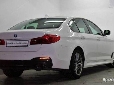 używany BMW 520 G30 2.0 190KM