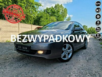 używany Honda Accord 2.0i*155*KM*KLIMATRONIK*ALU*17*NAVI*10Cali*Carplay*android*niemcy*LIFT VII (2002-2008)