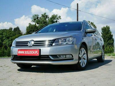 używany VW Passat 1.6dm 105KM 2014r. 175 000km