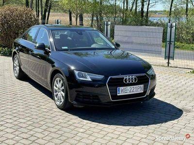 używany Audi A4 2dm 190KM 2017r. 198 000km
