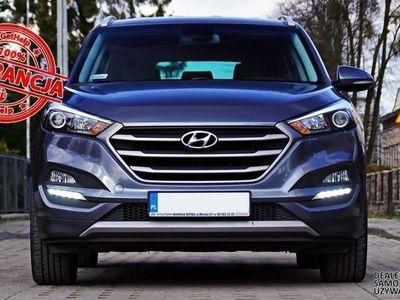używany Hyundai Tucson 1.6dm 132KM 2016r. 60 000km