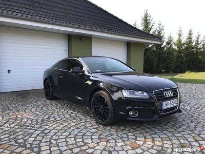 używany Audi A5 S-line Black