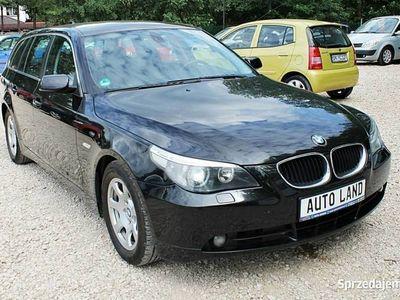 używany BMW 530 3dm 231KM 2004r. 295 000km