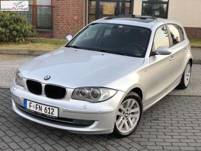 używany BMW 120 2dm3 177KM 2007r. 240 050km Sport 177KM Xenon Navi DVD Szyber Automat Multi Max Opcja !!!