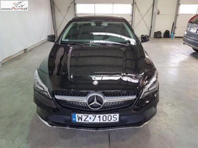używany Mercedes CLA200 Inny 1.5dm3 156KM 2017r. 18 876km7G-DCT Urban