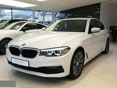 używany BMW 518 SERIA 5 VII (F90) 5 d Sport Line, salon PL, DOSTAWA W CENIE, FV-23%, gwarancja