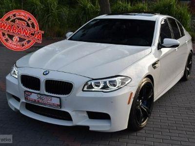 używany BMW M5 4.4dm 575KM 2015r. 72 000km