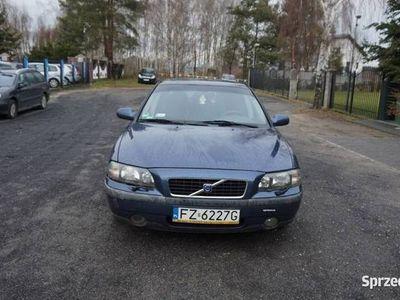 używany Volvo S60 I 2.4 170KM