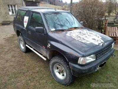 brugt Opel Frontera A SPORT