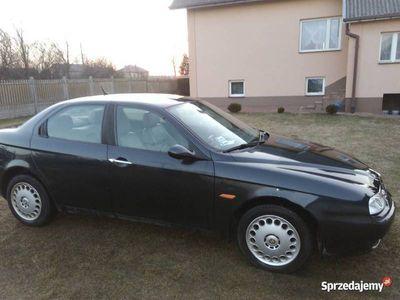 używany Alfa Romeo 156 1.9JTD 2002r pół lift