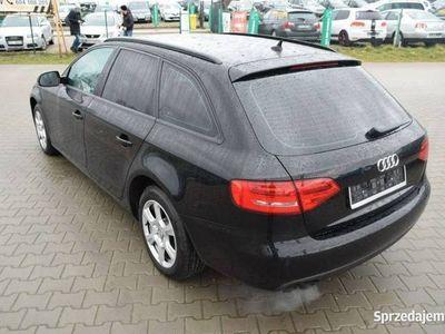 używany Audi A4 B8 2.0 143KM