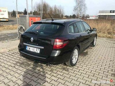 używany Renault Laguna III Bose Edition salon Polska, navi, bixenon,