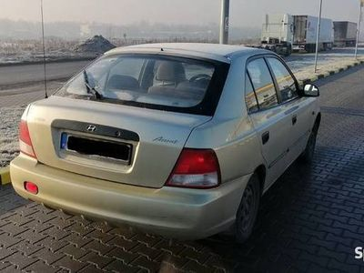 używany Hyundai Accent 2002r LPG