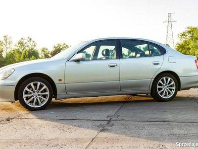 używany Lexus GS300 + gaz + webasto