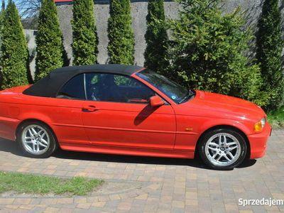 używany BMW 330 Cabriolet Ci Kabriolet e46 manual ładny kolor