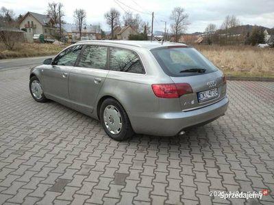 używany Audi A6 C6 3.0 Quatro