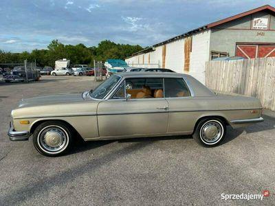 używany Mercedes 280 inny -BENZSERIES GOLD 1973 8 CYLINDER BENZ. 200KM 6924KM