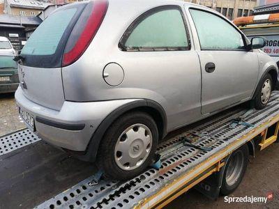 używany Opel Corsa c 1.0 benzyna 2003r