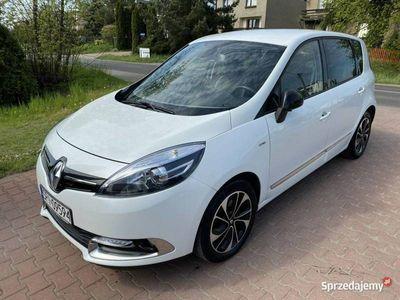 używany Renault Scénic 1,5 dCi 110KM Klimatronik Navi Serwis III (2009-2016)
