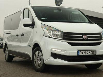 używany Fiat Talento 1.6dm 125KM 2017r. 175 000km