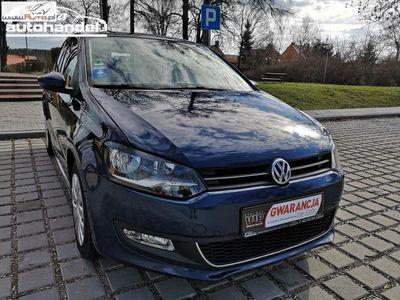 używany VW Polo Polo 1.4dm3 86KM 2009r. 159 567km6R 1.4 MPI 86KM 5 drzwi Klima Po Opłatach *GWARANCJA*