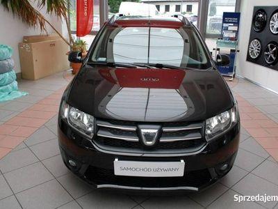 używany Dacia Logan Pierwszy właściciel, Serwisowany, Bezwypadkowy, stan salonowy