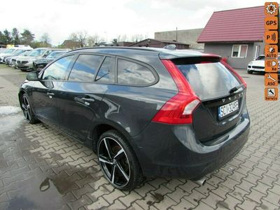 używany Volvo V60 2dm 136KM 2015r. 183 000km