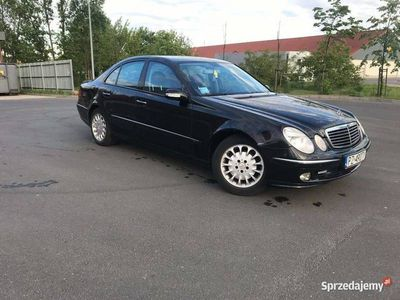 używany Mercedes 320 cdi rzedowa szóstka