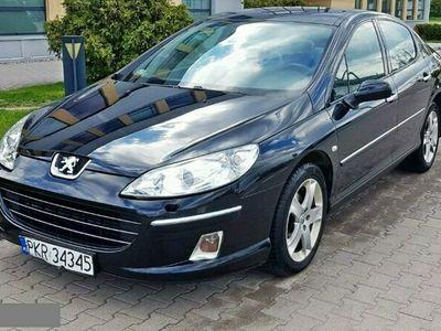 używany Peugeot 407 2dm 136KM 2007r. 299 000km