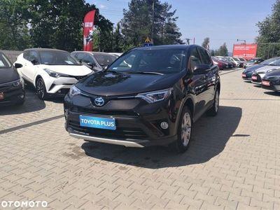 używany Toyota RAV4 IV Hybrid Prestige 4x2 GWARANCJA Czujniki parkowania Kamera cofania FV2