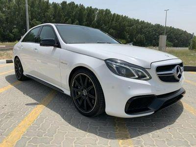używany Mercedes E63 AMG benz. V8 5.5 577KM 2015