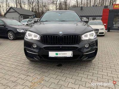 używany BMW X6 X6 M50d Salon Polska I WłaścM50d Salon Polska I Właśc