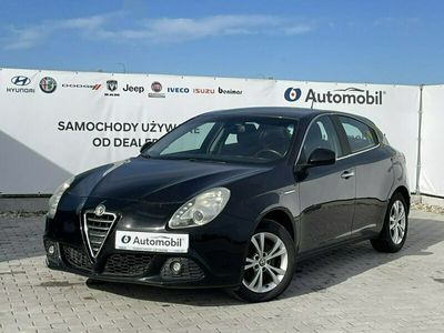 używany Alfa Romeo Giulietta 1.4 MultiAir 170 KM Distinctive - od Dealera