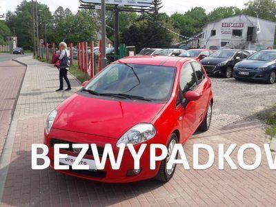 używany Fiat Grande Punto 1.4dm 95KM 2009r. 162 300km