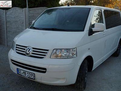 używany VW Caravelle Caravelle 2.5dm3 174KM 2009r. 286 300km 2.5 TDi 174 KMLONG Klimatyzacja Stan Bdb z Niemiec OKAZJA