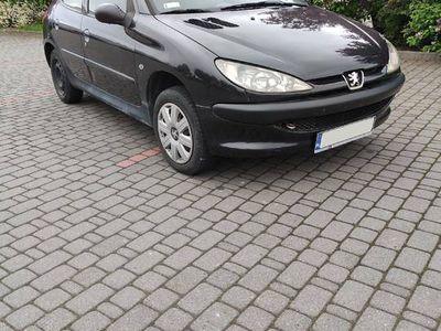 używany Peugeot 206 1.4 HDi 70KM