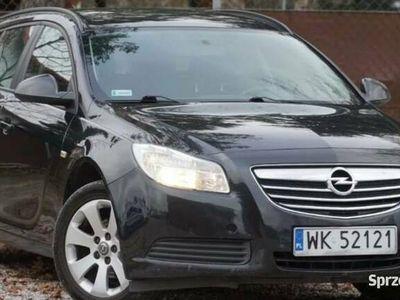 używany Opel Insignia 2.0 CDTI 110 KM kombi